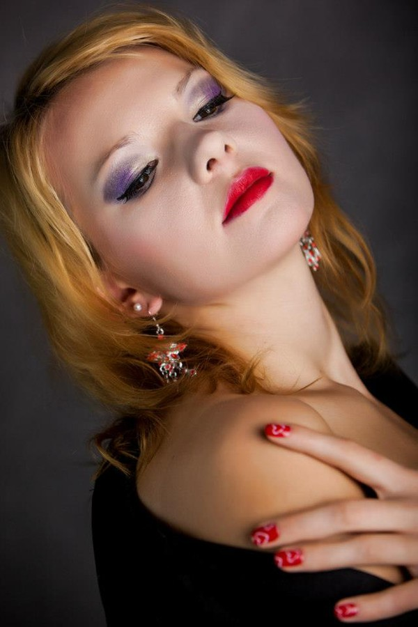 Patrycja Robakowska makeup artist (makijażysta). Work by makeup artist Patrycja Robakowska demonstrating Beauty Makeup.Beauty Makeup Photo #78563