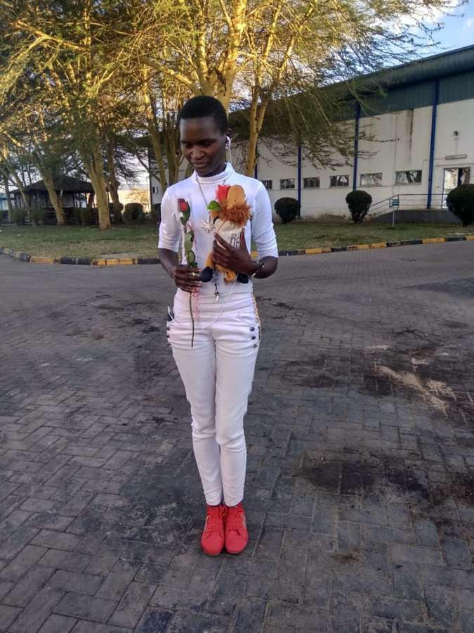 Pauline Walubengo model. Photoshoot of model Pauline Walubengo demonstrating Fashion Modeling.Fashion Modeling Photo #208547