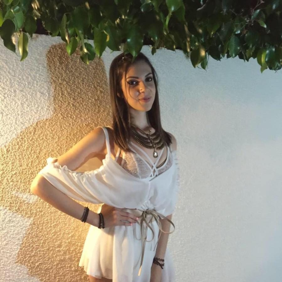 Pavlina Theodorou model. Photoshoot of model Pavlina Theodorou demonstrating Fashion Modeling.Fashion Modeling Photo #212547