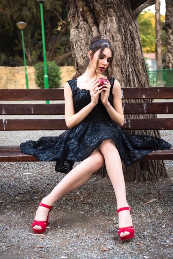 Pavlina Theodorou model. Pavlina Theodorou demonstrating Fashion Modeling, in a photoshoot by Omiros Demetriou.photographer: Omiros DemetriouFashion Modeling Photo #212549