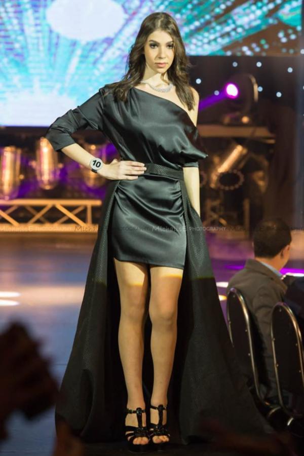 Pavlina Theodorou model. Photoshoot of model Pavlina Theodorou demonstrating Runway Modeling.Runway Modeling Photo #212552