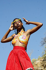 Pearl Caroy model. Photoshoot of model Pearl Caroy demonstrating Fashion Modeling.Fashion Modeling Photo #233540