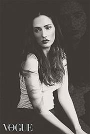 Peli Tricha model (μοντέλο). Photoshoot of model Peli Tricha demonstrating Fashion Modeling.Fashion Modeling Photo #175347