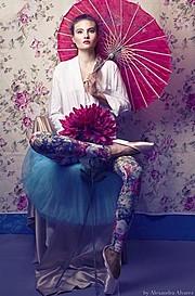 Penelope Heilmann model. Photoshoot of model Penelope Heilmann demonstrating Fashion Modeling.Fashion Modeling Photo #174922