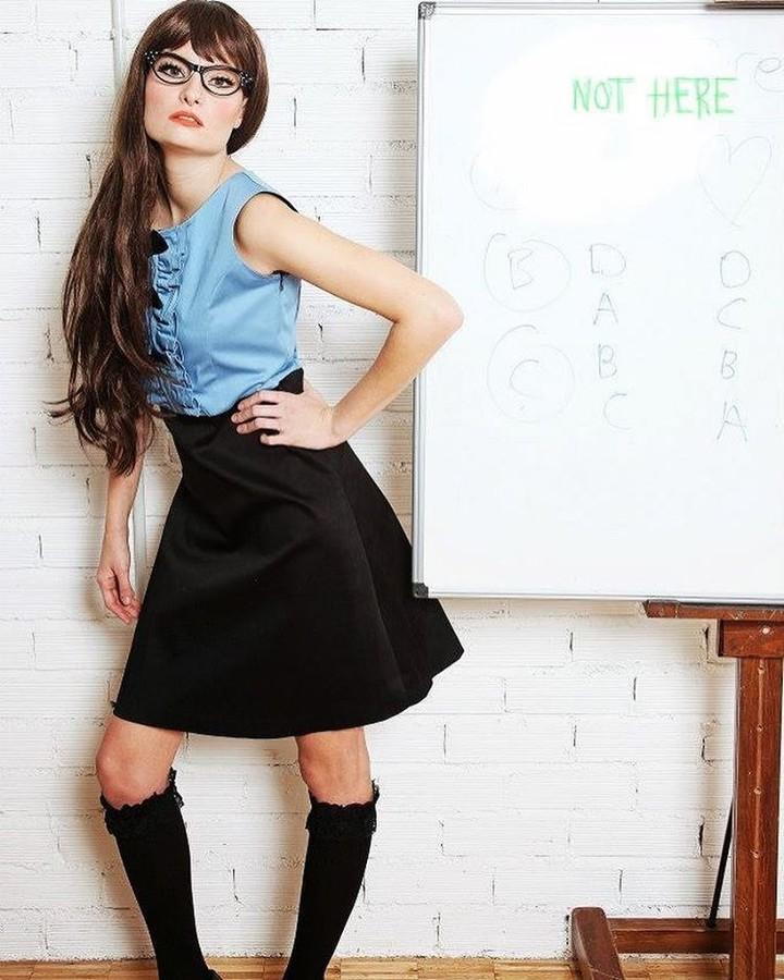 Penelope Heilmann model. Photoshoot of model Penelope Heilmann demonstrating Commercial Modeling.Commercial Modeling Photo #174928