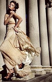 Penelope Heilmann model. Photoshoot of model Penelope Heilmann demonstrating Fashion Modeling.Fashion Modeling Photo #174949