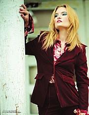 Penelope Heilmann model. Photoshoot of model Penelope Heilmann demonstrating Fashion Modeling.Fashion Modeling Photo #174965