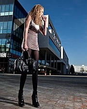 Penelope Heilmann model. Photoshoot of model Penelope Heilmann demonstrating Fashion Modeling.Fashion Modeling Photo #174970