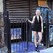 Penelope Heilmann model. Photoshoot of model Penelope Heilmann demonstrating Fashion Modeling.Fashion Modeling Photo #174985