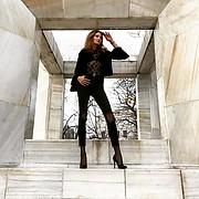 Penelope Heilmann model. Photoshoot of model Penelope Heilmann demonstrating Fashion Modeling.Fashion Modeling Photo #195408