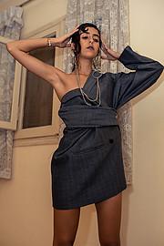 Pereen Salem model. Photoshoot of model Pereen Salem demonstrating Fashion Modeling.Fashion Modeling Photo #213638
