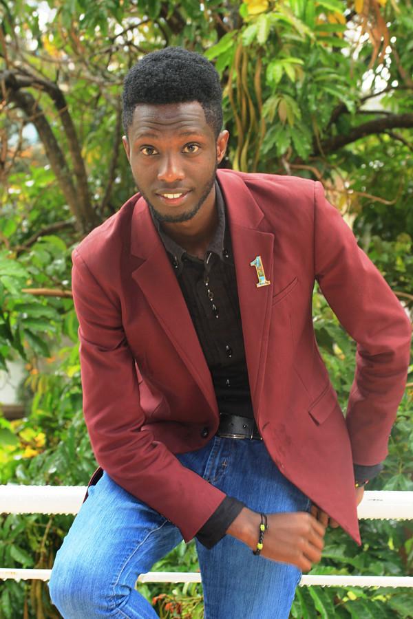 Peter Irungu Model