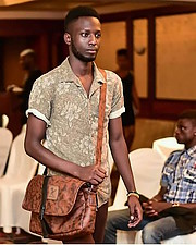 Peter Irungu model. Photoshoot of model Peter Irungu demonstrating Runway Modeling.aftermath photograhyRunway Modeling Photo #198615