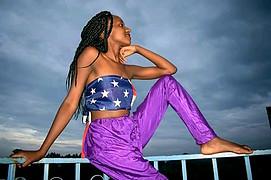 Phyllis Mwangi Model