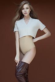 Polina Smirnova model (модель). Photoshoot of model Polina Smirnova demonstrating Fashion Modeling.Fashion Modeling Photo #112015