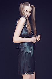 Polina Smirnova model (модель). Photoshoot of model Polina Smirnova demonstrating Fashion Modeling.Fashion Modeling Photo #112021