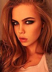 Polina Smirnova model (модель). Photoshoot of model Polina Smirnova demonstrating Face Modeling.Face Modeling Photo #172241