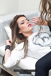 Popi Polizopoulou makeup artist (Πόπη Πολυζοπούλου μακιγιέρ). makeup by makeup artist Popi Polizopoulou. Photo #113286