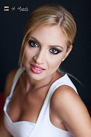 Popi Polizopoulou makeup artist (Πόπη Πολυζοπούλου μακιγιέρ). Work by makeup artist Popi Polizopoulou demonstrating Beauty Makeup.Beauty Makeup Photo #113288