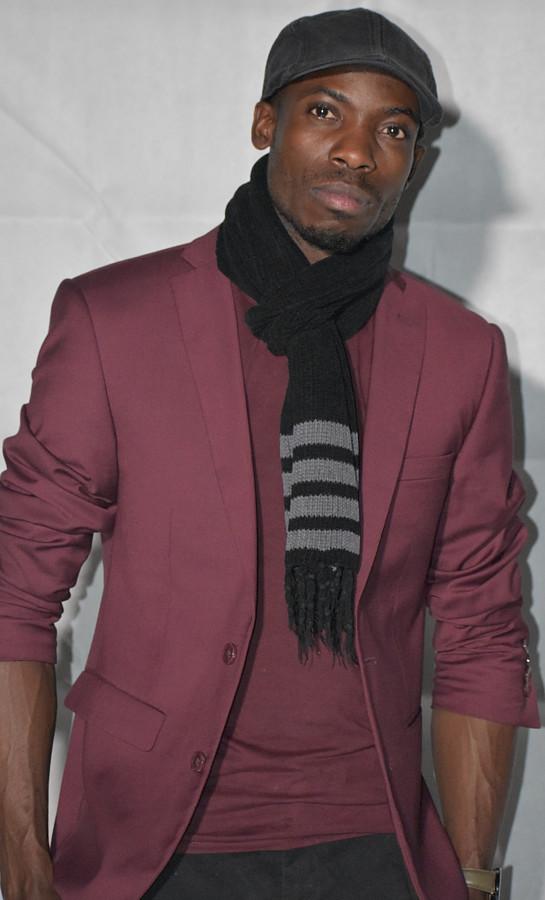 Prince Mpuru model. Photoshoot of model Prince Mpuru demonstrating Fashion Modeling.Fashion Modeling Photo #222709