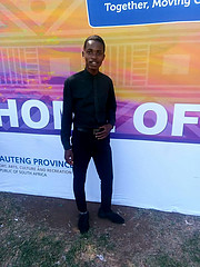 Wilosn Legoabe is a South African model, Self dedicated, motivated and inspired young man. Artist and a leader of a community sound producti
