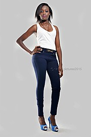 Purity Muranja is a model based in Rongai. She has cleared high school in 2014 and is currently at Riccatti Business College studying web de