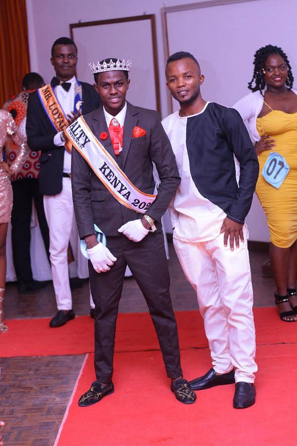 Pynte Seg International Kenya Modeling Agency