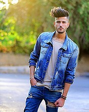 Rabei Nammas is a model from Jordan currently based in Cyprus. His work experience includes fashion photoshoots. Additionally to modeling Ra
