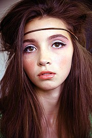 Rachel Bensimon makeup artist & hair stylist. Work by makeup artist Rachel Bensimon demonstrating Beauty Makeup.Portrait Photography,Beauty Makeup Photo #60628
