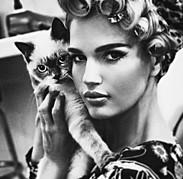 Rachel Marie Mortenson model. Photoshoot of model Rachel Marie Mortenson demonstrating Face Modeling.Face Modeling Photo #174864