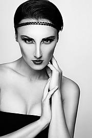 Radostina Ivanova model (модел). Photoshoot of model Radostina Ivanova demonstrating Face Modeling.Face Modeling Photo #73351