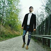Rahim Mohammadi model. Photoshoot of model Rahim Mohammadi demonstrating Fashion Modeling.Fashion Modeling Photo #215825
