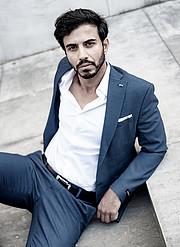 Rahul Datta model. Photoshoot of model Rahul Datta demonstrating Fashion Modeling.Fashion Modeling Photo #233517