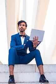 Rahul Datta model. Photoshoot of model Rahul Datta demonstrating Commercial Modeling.Commercial Modeling Photo #233519