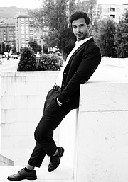 Rahul Datta model. Photoshoot of model Rahul Datta demonstrating Fashion Modeling.Fashion Modeling Photo #233523