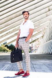 Rahul Datta model. Photoshoot of model Rahul Datta demonstrating Fashion Modeling.Fashion Modeling Photo #233527
