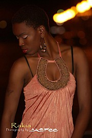 Rakia Powell model. Photoshoot of model Rakia Powell demonstrating Fashion Modeling.Fashion Modeling Photo #102601
