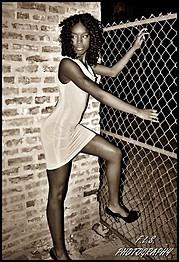 Rakia Powell model. Photoshoot of model Rakia Powell demonstrating Fashion Modeling.Fashion Modeling Photo #102606