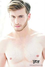 Ramiro Lozano model. Photoshoot of model Ramiro Lozano demonstrating Face Modeling.Face Modeling Photo #77571