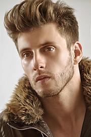 Ramiro Lozano model. Modeling work by model Ramiro Lozano. Photo #77582