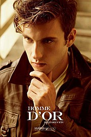 Ramiro Lozano model. Photoshoot of model Ramiro Lozano demonstrating Face Modeling.Face Modeling Photo #77583
