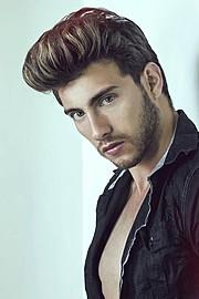 Ramiro Lozano model. Photoshoot of model Ramiro Lozano demonstrating Editorial Modeling.Editorial Modeling Photo #77565