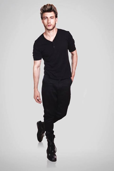 Ramiro Lozano model. Photoshoot of model Ramiro Lozano demonstrating Fashion Modeling.Fashion Modeling Photo #77587