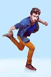 Ramiro Lozano model. Photoshoot of model Ramiro Lozano demonstrating Fashion Modeling.Fashion Modeling Photo #77588