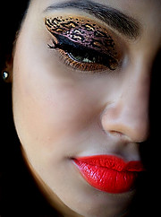 Ranemesis Khalili ranemesis mua. Work by makeup artist Ranemesis Khalili demonstrating Creative Makeup.Creative Makeup Photo #197787