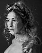 Raphaella Mcnamara model. Photoshoot of model Raphaella Mcnamara demonstrating Face Modeling.Face Modeling Photo #135135