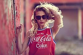 Raphaella Mcnamara model. Photoshoot of model Raphaella Mcnamara demonstrating Face Modeling.Face Modeling Photo #135141