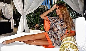 Raquel Petit model. Photoshoot of model Raquel Petit demonstrating Fashion Modeling.Fashion Modeling Photo #110977