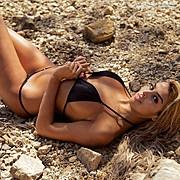 Raquel Petit model. Photoshoot of model Raquel Petit demonstrating Body Modeling.Body Modeling Photo #78711
