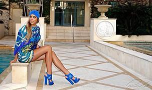 Raquel Petit model. Photoshoot of model Raquel Petit demonstrating Editorial Modeling.Editorial Modeling Photo #78716